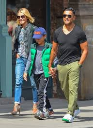 kelly ripa children pictures 2014 joaquin consuelos photos photos kelly ripa family out for lunch