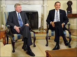 Seeking Obama Obama Seeking A Stronger Nato Meets With Its General