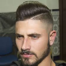hair styles with both of sides shaved shaved sides hairstyles for men men s hairstyles haircuts 2018