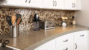 Kitchen Backsplash With Granite Countertops Kitchen Pictures Of Granite Countertops With Backsplash White