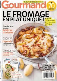gourmand magazine cuisine gourmand n 384 du 08 novembre 2017 à télécharger sur