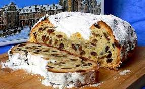 quick christmas stollen recipe