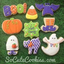 so cute cookies u0026 treats halloween cookies pinterest cookie