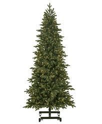 christmas tree prelit kennedy fir snap slim pre lit christmas tree tree classics