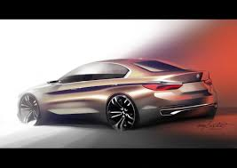 bmw concept car bmw concept compact sedan previews 1 or 2 series sedan