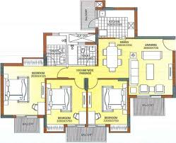 individual duplex house plans home ideas picture ats green dolce floor plan bhk width height
