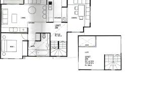 apartments house with loft floor plans simple floor plans small