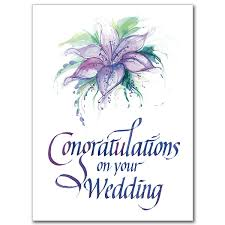 wedding congrats card congratulations on your wedding wedding congratulations card