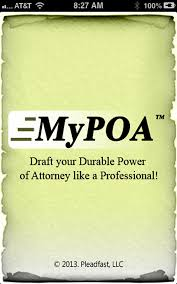 Nj Durable Power Of Attorney amazon com mypoa create your durable power of attorney