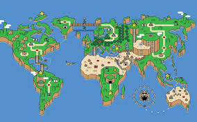 Cool Maps Of The World by Best Articles Enric Durany Blog