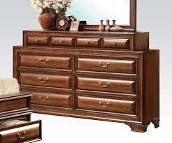 konane sleigh bedroom set with underbed storage in brown cherry