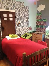 Minecraft Bedding For Kids Kids Bedroom Minecraft Htgu Minecraft Room Pinterest