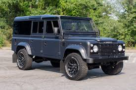 jaguar land rover defender new land rover defender is