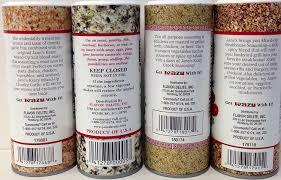 amazon com jane u0027s krazy mixed up seasoning variety original