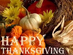 wishing you a happy thanksgiving bradley a harmon