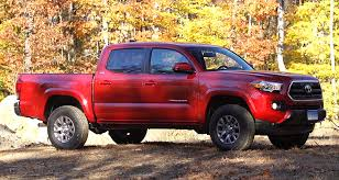 redesign toyota tacoma redesigned 2016 toyota tacoma doesn t feel all consumer reports