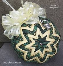 218 best quilted ornaments images on