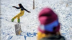 16 year old red gerard u0027s ultimate backyard snowboarding park insight