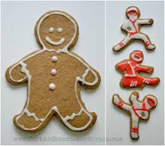 gluten free vegan gingerbread men recipe peanut tree