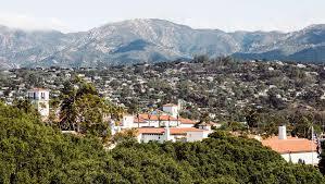 Sbcc Campus Map Santa Barbara Hotel Kimpton Canary Hotel