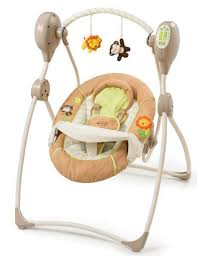 Can Baby Sleep In Vibrating Chair Top 8 Electric Baby Swings Ebay