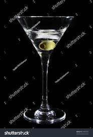 vodka martini with olives martini olive inside stock photo 34962037 shutterstock