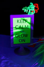Blacklight Halloween Party Ideas by 119 Best Glow Party Images On Pinterest Birthday Party Ideas