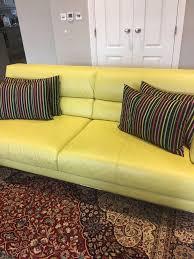 roche bobois sofa u0026 chair in upminster london gumtree