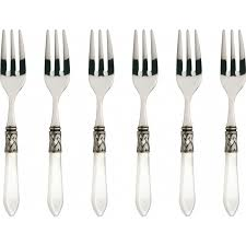 colour cutlery flatware set aladdin old silverplated ring