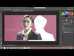 cara membuat poster manual tutorial membuat poster praktis youtube