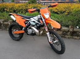 ktm 300 exc 2017 0 former keepers low mileage in sheffield