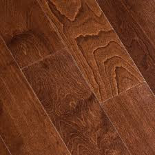 Engineered Hardwood Flooring Birch Engineered Hardwood Wood Flooring The Home Depot