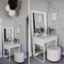 love u0026 lace hello beautiful my ikea dressing area vanity
