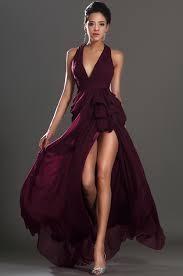 wine color dress oasis amor fashion