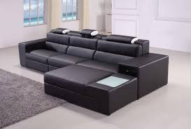 Sectional Sofa Leather Sectional Sofa Leather Corner Sofas With Genuine Leather Modern
