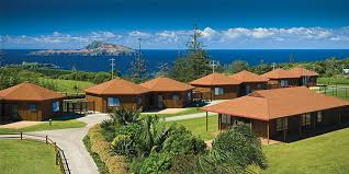 Luxury Norfolk Cottages by Ocean Breeze Luxury Cottages Norfolk Island Hoot Holidays