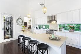 Modern Kitchen With White Cabinets 143 Luxury Kitchen Design Ideas Designing Idea