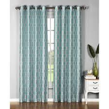 Raw Silk Drapery Panels by Window Elements Semi Opaque Wesley Faux Silk Extra Wide 96 In L
