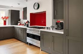 kitchen handle less shaker kitchen battersea london amazing