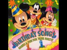 Disney Birthday Meme - disney happy birthday to you youtube