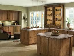 appliance rustic cherry kitchen cabinets best rustic cherry rustic wood species and clean door styles give this kitchen an rustic cherry cabinets