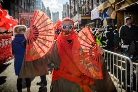 do chinese celebrate thanksgiving chinese new year in nyc guide including the lunar new year parade