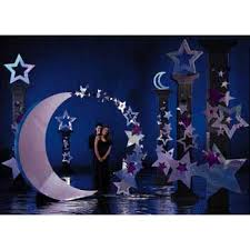 prom themes moon arch your celestial adventure startshere once