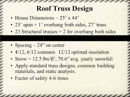 house dimensions preliminary design review ppt video online download