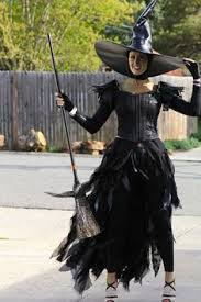 Wicked Witch Halloween Costume Witched Mila Kunis Wicked Witches