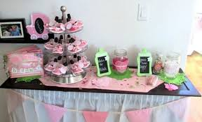 dollar store baby shower how to do a baby shower on a budget sorepointrecords