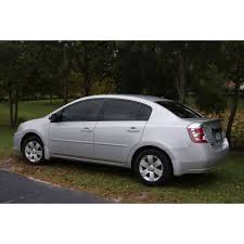 nissan sentra 2007 2011 painted body side moldings spoiler and