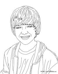 singer greyson chance coloring pages hellokids com