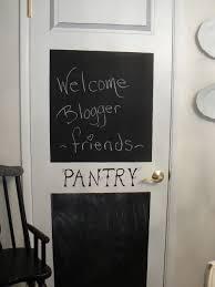 chalkboard paint kitchen backsplash home design ideas