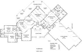 1946 3 bedrooms and 2 baths the house designers